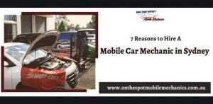 Mobile Mechanic Sydney