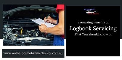 Log book service Sydney